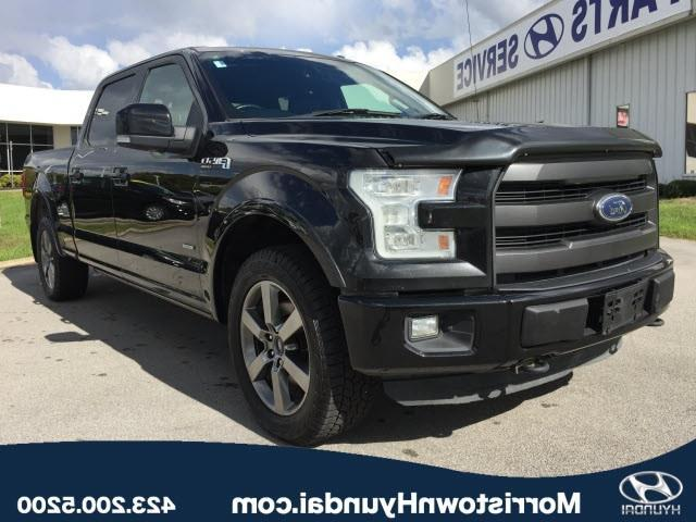 2015 ford f 150 lariat 4x4 lariat 4dr supercrew 6 5 ft sb for sale in morristown tennessee. Black Bedroom Furniture Sets. Home Design Ideas