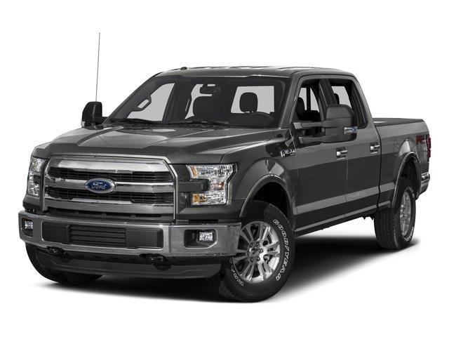2015 Ford F-150 Lariat 4x4 Lariat 4dr SuperCrew 6.5 ft.