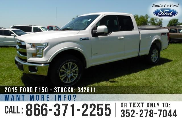 2015 Ford F-150 Lariat - SAVE thousands on ALL New Ford