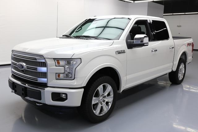 2015 ford f 150 platinum 4x4 platinum 4dr supercrew 5 5 ft sb for sale in atlanta georgia. Black Bedroom Furniture Sets. Home Design Ideas
