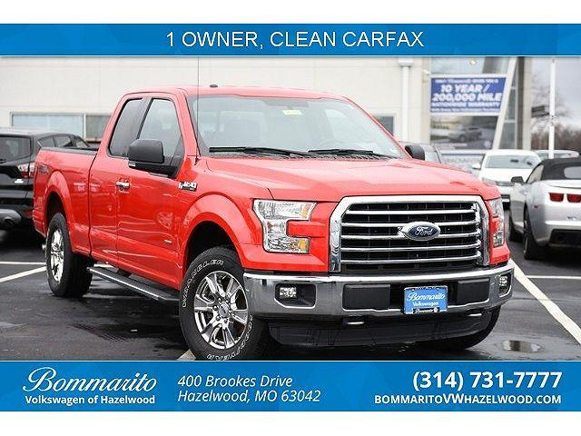 2015 Ford F-150 Unspecified