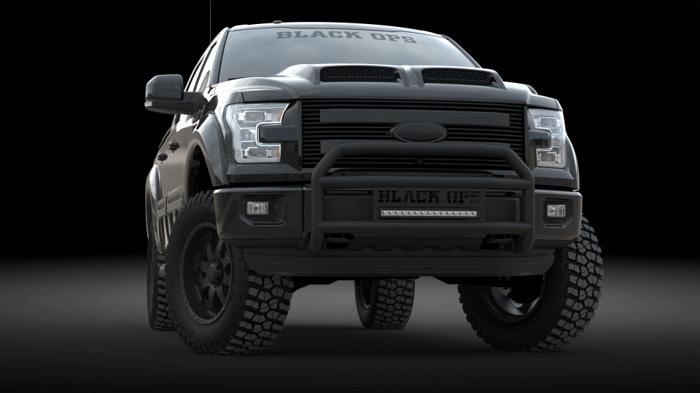 2015 Ford F 150 With Tuscany Black Ops Conversion For Sale In Garden