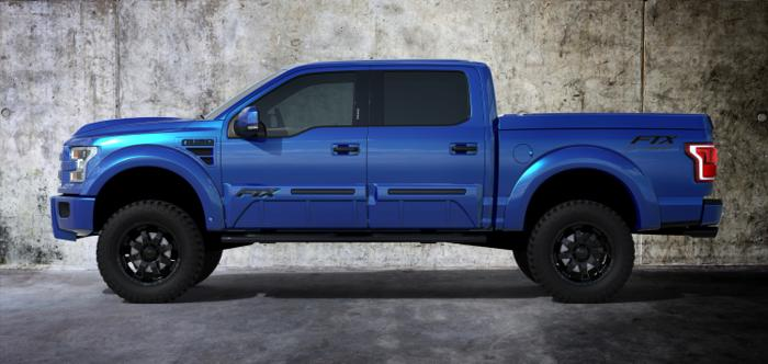 2015 Ford F 150 With Tuscany Ftx Conversion For Sale In Garden Grove