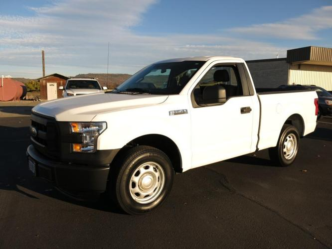 2015 ford f 150 xl 4x2 xl 2dr regular cab 8 ft lb for sale in medford oregon classified. Black Bedroom Furniture Sets. Home Design Ideas