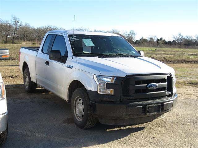 2015 ford f 150 xl 4x2 xl 4dr supercab 6 5 ft sb for sale in terrell. Black Bedroom Furniture Sets. Home Design Ideas