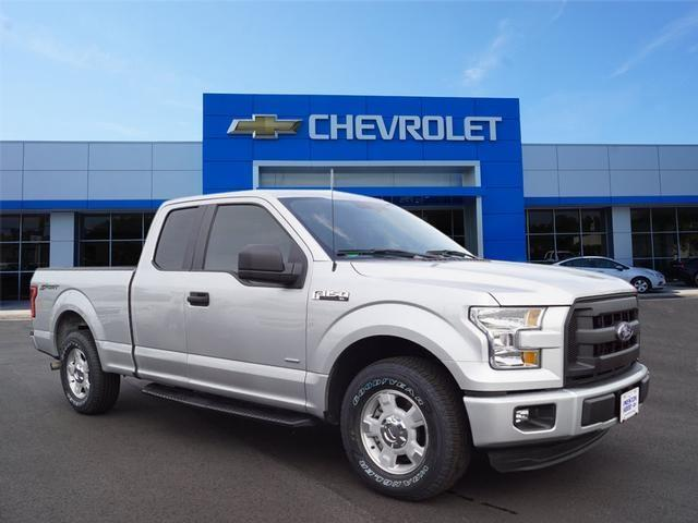 2015 Ford F-150 XL 4x2 XL 4dr SuperCab 6.5 ft. SB