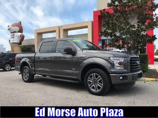 2015 Ford F-150 XL 4x2 XL 4dr SuperCrew 5.5 ft. SB