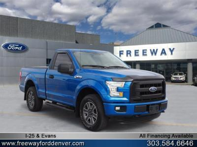 2015 Ford F-150 XL 4x4 XL 2dr Regular Cab 6.5 ft. SB
