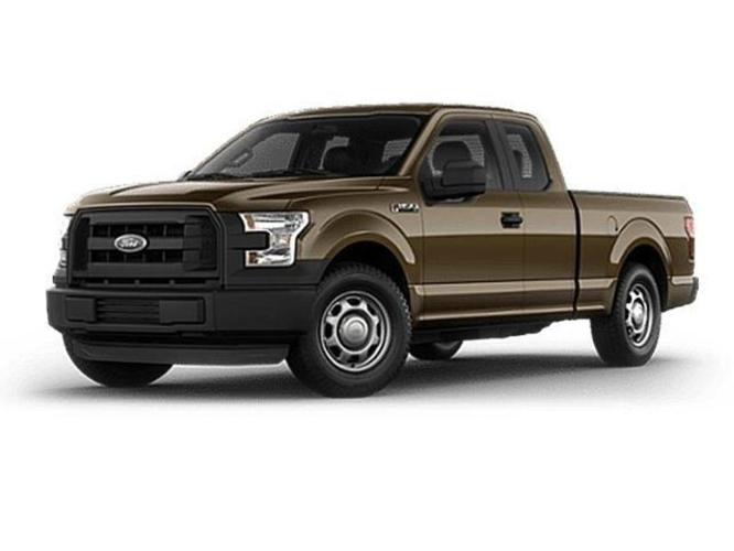 2015 Ford F-150 XL 4x4 XL 4dr SuperCab 6.5 ft. SB