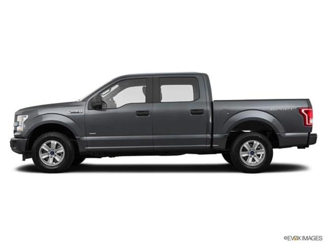 2015 Ford F-150 XL 4x4 XL 4dr SuperCrew 5.5 ft. SB