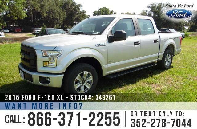 2015 Ford F-150 XL - Sticker $38,200 - YOUR PRICE