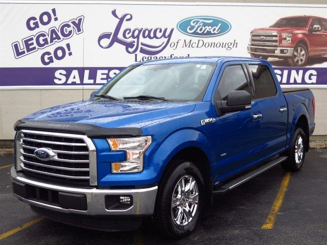 2015 ford f 150 xlt 4x2 xlt 4dr supercrew 5 5 ft sb for sale in mcdonough georgia classified. Black Bedroom Furniture Sets. Home Design Ideas