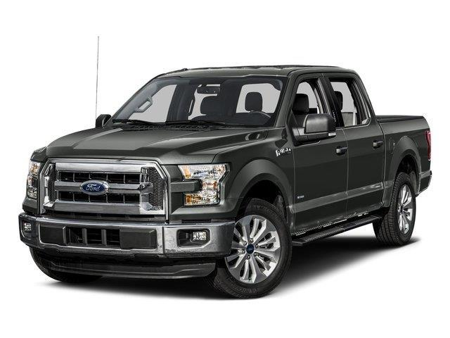 2015 Ford F-150 XLT 4x2 XLT 4dr SuperCrew 5.5 ft. SB