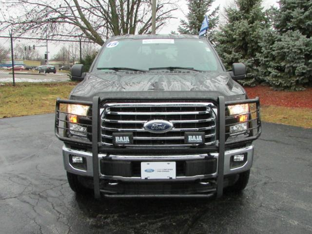 2015 Ford F-150 XLT 4x4 XLT 4dr SuperCab 6.5 ft. SB