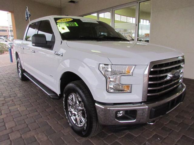 2015 Ford F-150 XLT 4x4 XLT 4dr SuperCrew 5.5 ft. SB