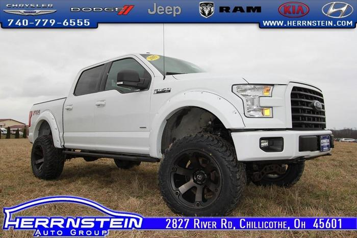 2015 ford f 150 xlt 4x4 xlt 4dr supercrew 5 5 ft sb for sale in chillicothe ohio classified. Black Bedroom Furniture Sets. Home Design Ideas