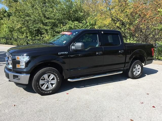 2015 ford f 150 xlt 4x4 xlt 4dr supercrew 5 5 ft sb for. Black Bedroom Furniture Sets. Home Design Ideas