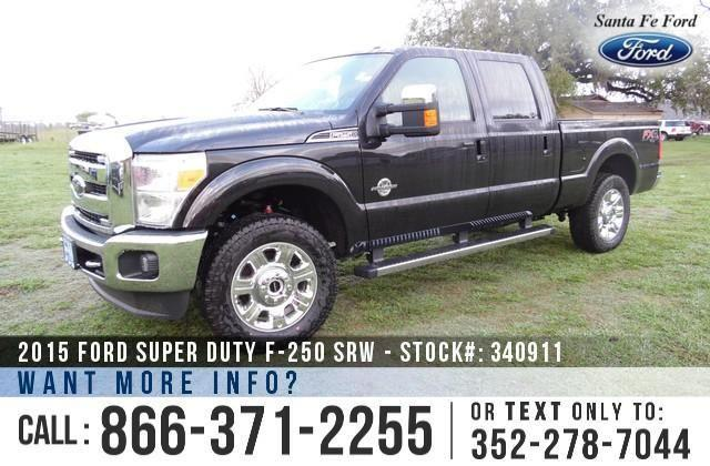 2015 Ford F-250 Lariat - SAVE thousands on ALL New Ford
