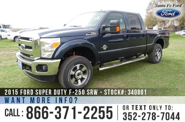 2015 Ford F-250 Lariat - Sticker $63,295 - YOUR PRICE