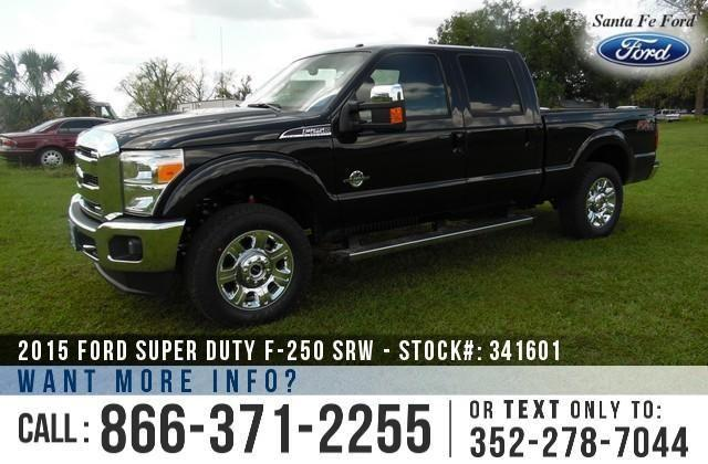 2015 Ford F-250 Lariat - Sticker $65,840 - YOUR PRICE