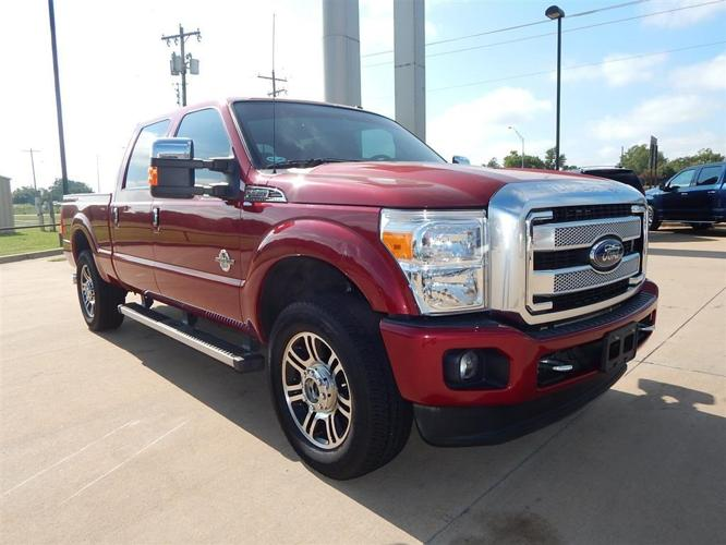 2015 Ford F 250 Super Duty King Ranch 4x4 King Ranch 4dr