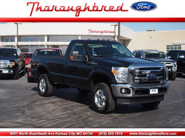 2015 Ford F 250 Super Duty Xl 4x4 Xl 2dr Regular Cab 8 Ft Lb Pickup