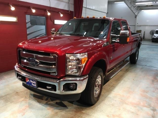 2015 Ford F-350 Super Duty King Ranch 4x4 King Ranch 4dr Crew Cab 8 ft. LB SRW Pickup for Sale ...
