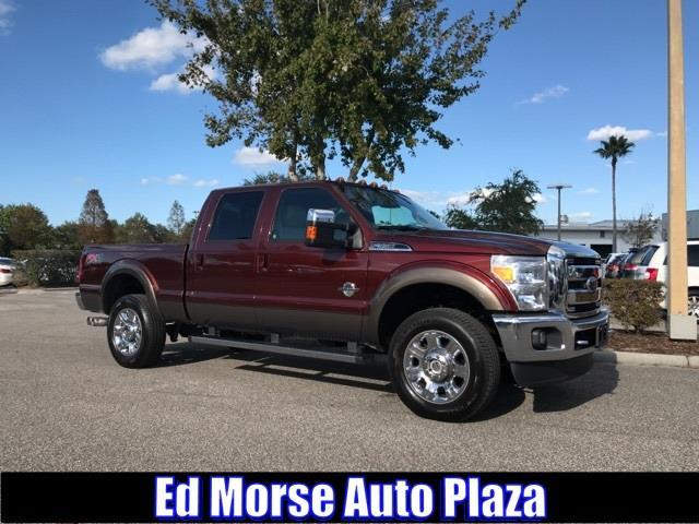 2015 Ford F-350 Super Duty Platinum 4x4 Platinum 4dr