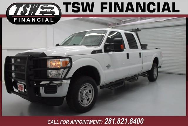 2015 Ford F-350 Super Duty XL 4x4 XL 4dr Crew Cab 6.8