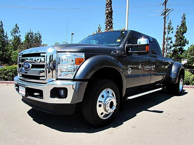 2015 Ford F-450 Super Duty King Ranch 4x4 King Ranch