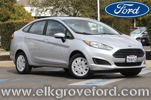 2015 Ford Fiesta S S 4dr Sedan