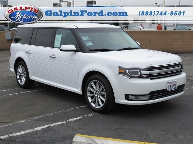 2015 ford flex limited limited 4dr crossover for sale in northridge california classified. Black Bedroom Furniture Sets. Home Design Ideas