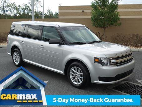 2015 Ford Flex SE SE 4dr Crossover