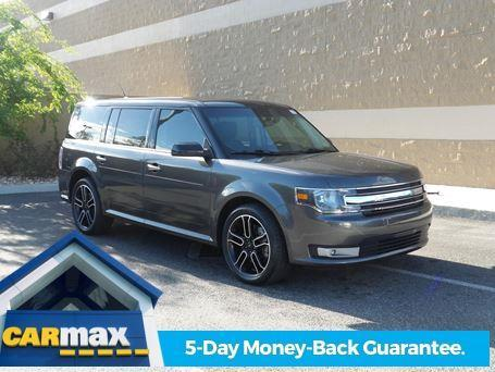 2015 Ford Flex SEL SEL 4dr Crossover