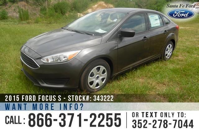 2015 Ford Focus S Window Sticker Your Price For Sale