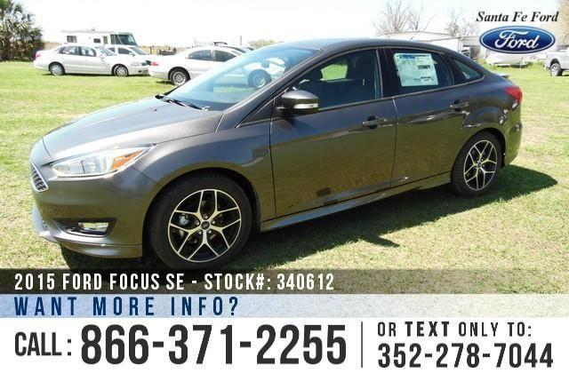 2015 Ford Focus SE - SAVE thousands on ALL New Ford