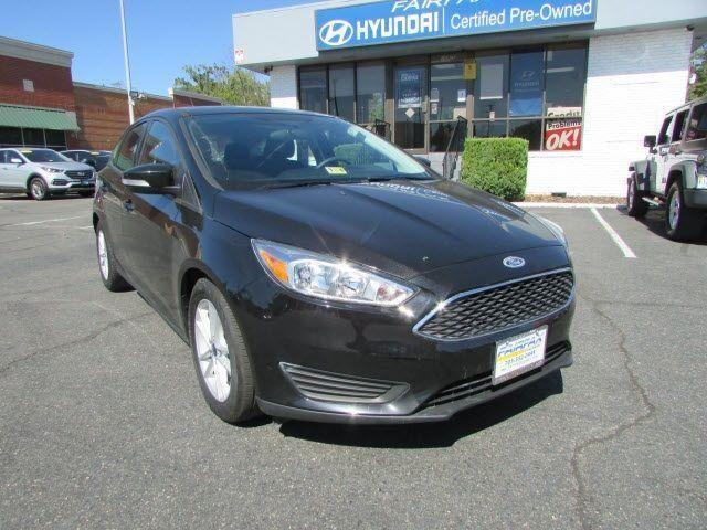 2015 Ford Focus SE SE 4dr Hatchback