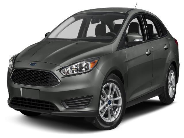 2015 Ford Focus SE SE 4dr Sedan