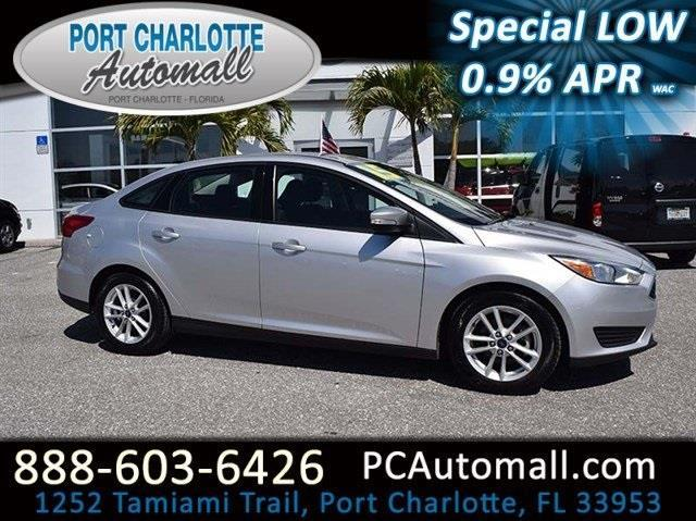2015 Ford Focus Se Se 4dr Sedan For Sale In Port Charlotte