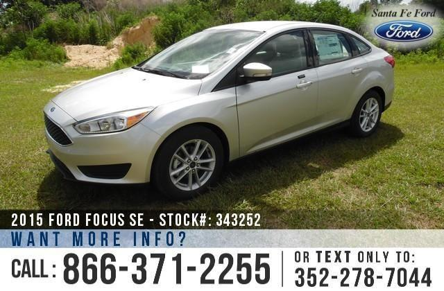2015 Ford Focus Se Sticker Your Price For Sale In