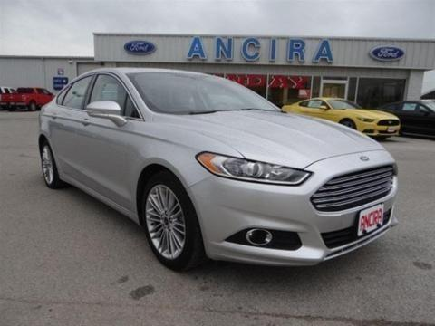2015 ford fusion 4 door sedan for sale in floresville texas classified. Black Bedroom Furniture Sets. Home Design Ideas