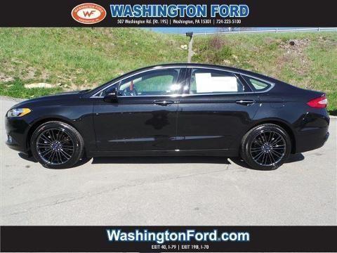 2015 ford fusion 4 door sedan for sale in washington pennsylvania classified. Black Bedroom Furniture Sets. Home Design Ideas