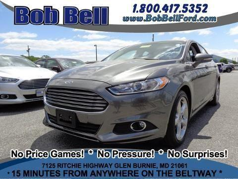 2015 ford fusion 4 door sedan for sale in glen burnie maryland classified. Black Bedroom Furniture Sets. Home Design Ideas
