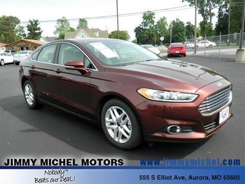 2015 ford fusion 4 door sedan for sale in aurora missouri