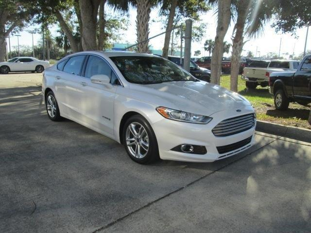 2015 ford fusion hybrid titanium titanium 4dr sedan for sale in new smyrna beach florida. Black Bedroom Furniture Sets. Home Design Ideas