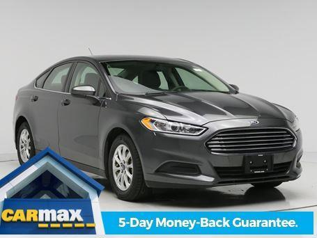 2015 Ford Fusion S S 4dr Sedan