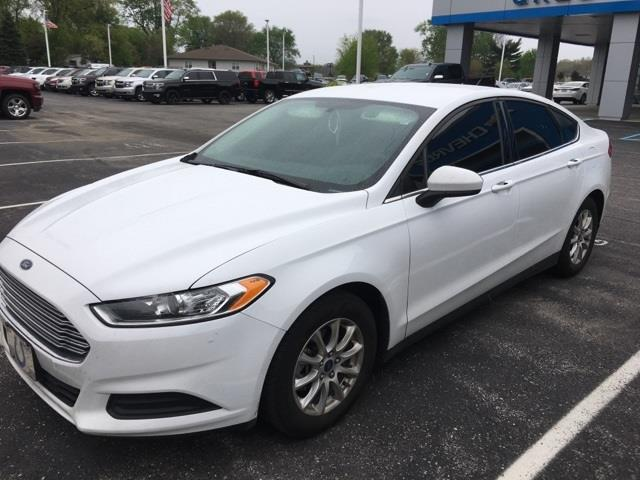 2015 ford fusion s s 4dr sedan for sale in camby indiana classified. Black Bedroom Furniture Sets. Home Design Ideas