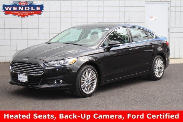 2015 ford fusion se awd se 4dr sedan for sale in spokane washington classified. Black Bedroom Furniture Sets. Home Design Ideas
