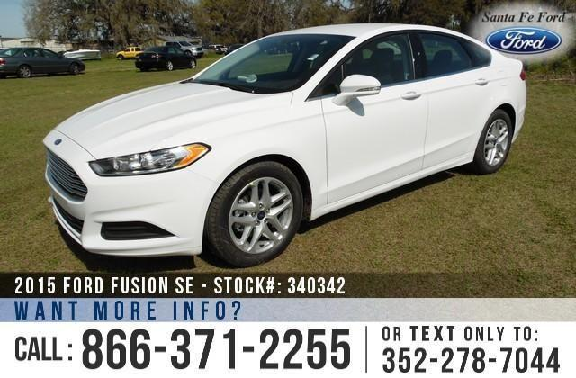 2015 Ford Fusion SE - SAVE thousands on ALL New Ford