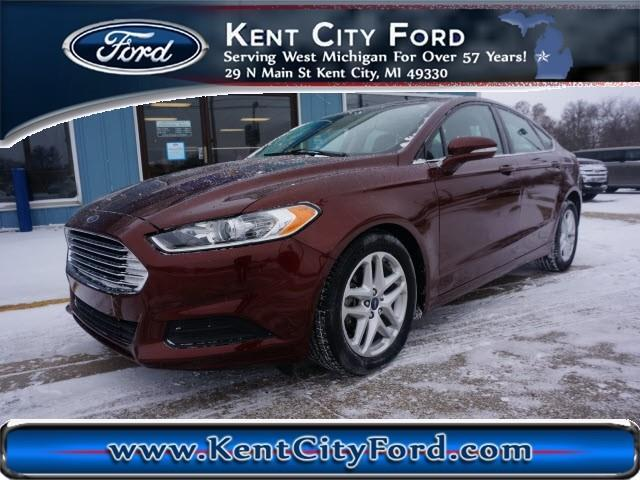 2015 ford fusion se se 4dr sedan for sale in kent city michigan classified. Black Bedroom Furniture Sets. Home Design Ideas